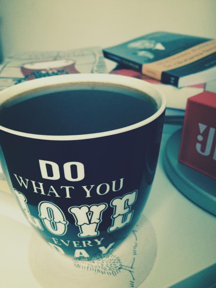 Fă ce îți place în fiecare zi