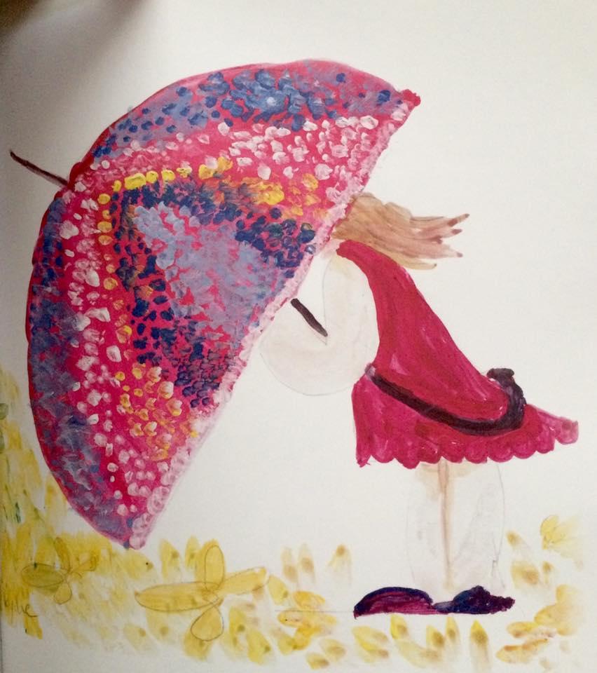 pictura unei paciente cu alzheimer