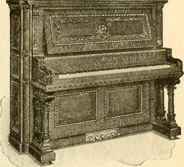Pianina și infinitul