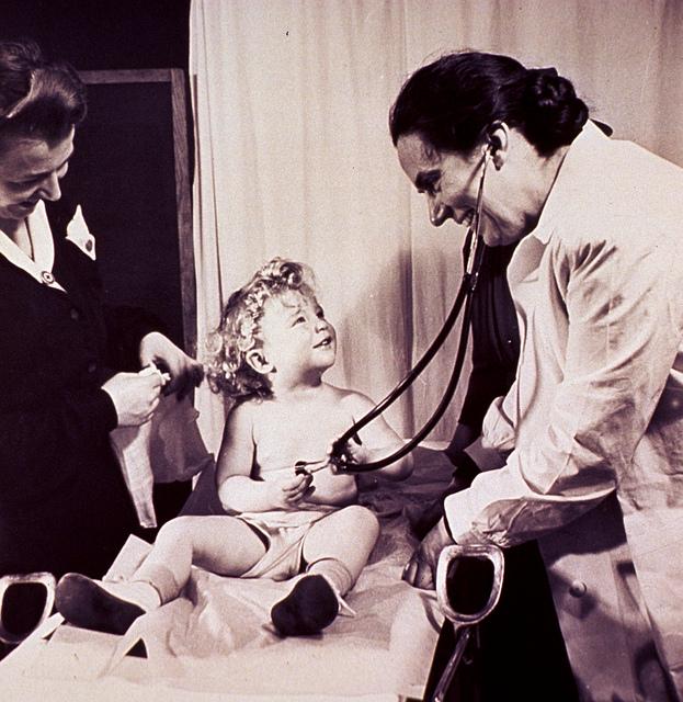 Să îți privești pacientul în ochi