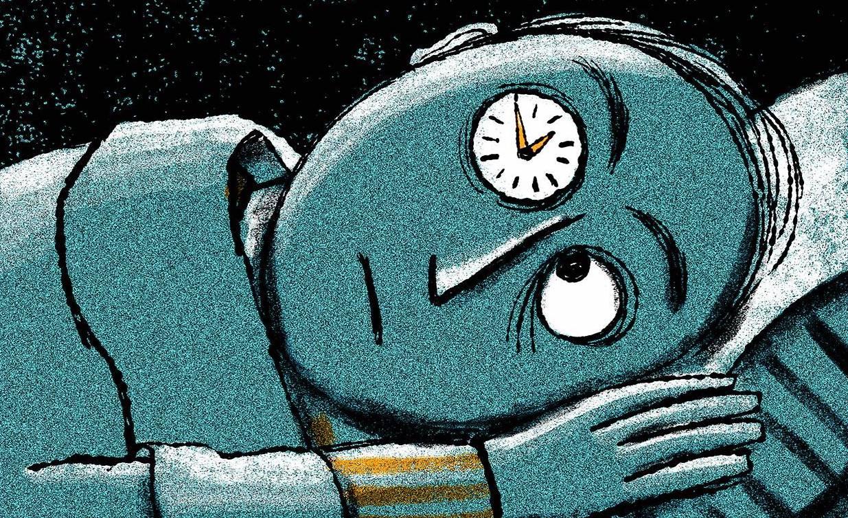 Cum să dormi liniștit
