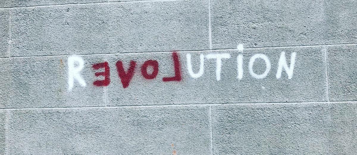 TEDx Bacău zid revolution