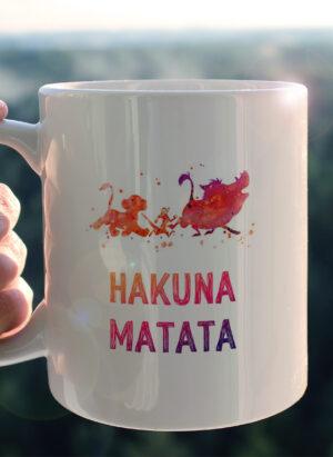 Cană Hakuna Matata