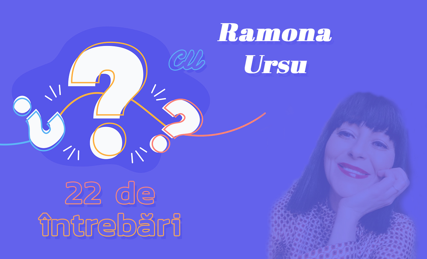 22 de întrebări cu Ramona Ursu