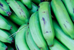 Bunica și bananele verzi
