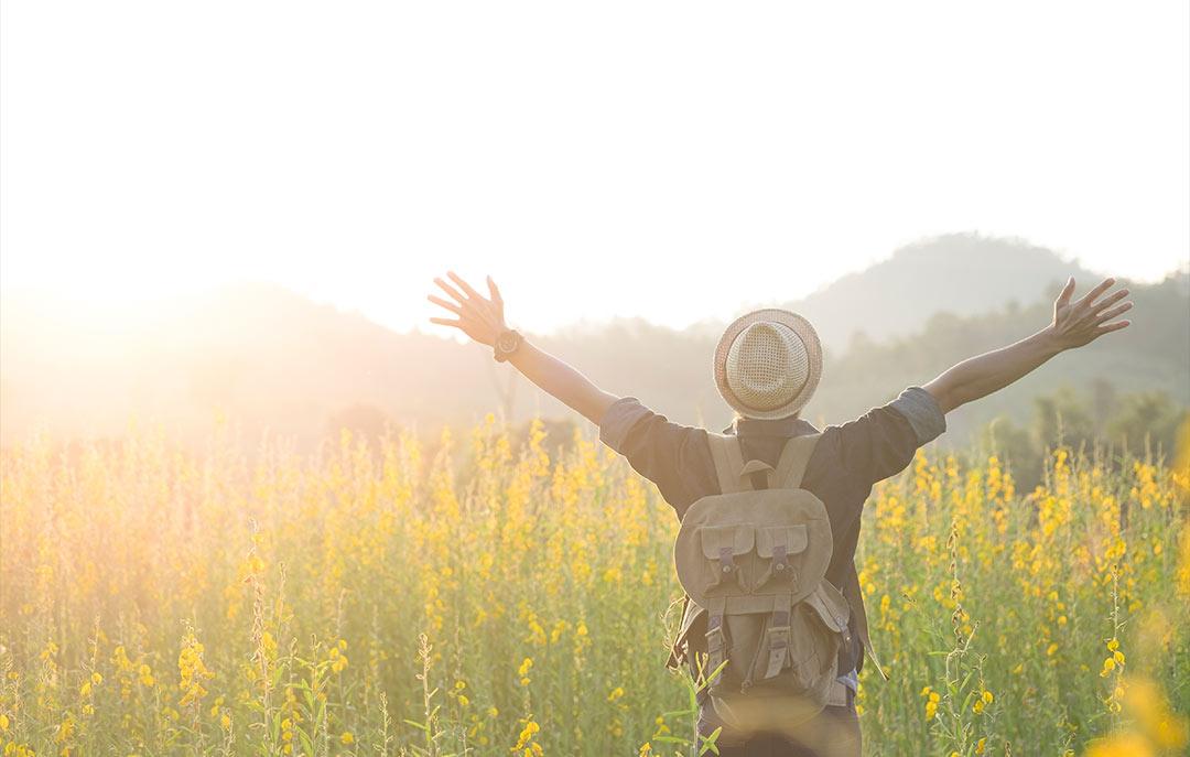 Nu e absolut nimeni în afară de tine responsabil pentru fericirea ta